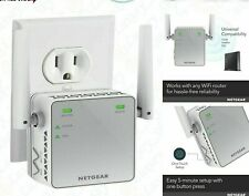 WiFi Range Extender NETGEAR EX2700 with N300 Wireless Signal Booster & Repeater