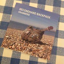 Krabbers Secondhand backpack CD Ukulele Uke signed.