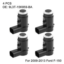 4pcs Pdc Bumper Backup Parking Sensor Aid 9L3T-15K859-Ba for 2009-2013 Ford F150