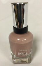 """Sally Hansen Complete Salon Manicure #154 """"Meant Taupe Be"""" .5 FL OZ Nail Polish"""