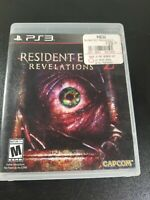 Resident Evil Revelations 2 PS3 Playstation 3 - Used - No Manual