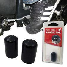 Shoe protector protection protege chaussure selecteur moto diam. 16 18 20 22 mm