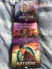 Doctor Who Big Finish Audio Cds First Doctor 4/lone Centurion/rose Tyler