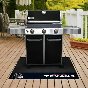 Houston Texans Grill Mat Tailgate Accessory