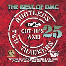 DMC le meilleur de DMC bootlegs cut ups & 2 trackers vol 25 DJ CD