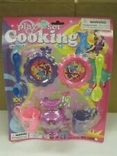 New Toy Closeouts- 1.49 Each- Mix & Match- Cooking Play Set- L121