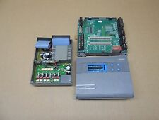 1 JOHNSON CONTROLS DX-9100-8454 DIGITAL CONTROLLER WITH DX9100-8990 BASE 24VAC