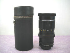 Sears Tele-Zoom 55-135mm Camera Lens With Case