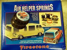 92-2231 Ride Rite Air Helper Springs - Ford Pickup