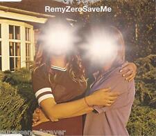 REMY ZERO - Save Me (UK 1 Track DJ CD Single)