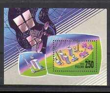 Rusia 1993 espacio/Satélite/radio station 1 V m/s n23857