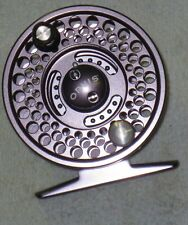 Orvis Access Mid Arbor I Black Nickel Fly Reel NIB, with paper and case.