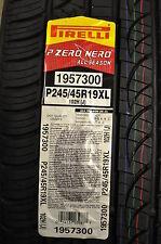 24545R19PZ.PIRELLI PZERO NERO A/S TIRE.#1957300.$229.00 EACH.