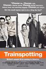 Внешний вид - Trainspotting (1996) Movie Poster, Original, SS, Unused, NM, Rolled