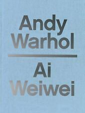 ANDY WARHOL / AI WEIWEI - DELANY, MAX (EDT)/ SHINER, ERIC C. (EDT) - NEW HARDCOV