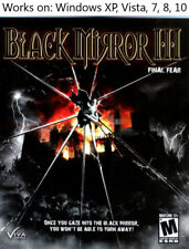 Black Mirror III 3 Final Fear PC Game Windows XP Vista 7 8 10
