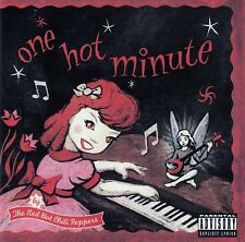 RED HOT CHILI PEPPERS : ONE HOT MINUTE / CD