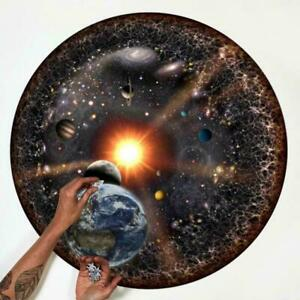 Round Galaxy, Space, Universe Planets 1,000 Pc Jigsaw Puzzle Ships from TN, USA!
