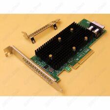New Avago LSI 9400-8i SAS3408 12Gb/s NVMe HBA SAS Adapter Card