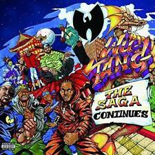 Wu-Tang Clan - The Saga Continues (NEW CD)