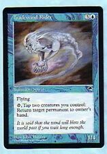 Tempest SEE PICTURES * MTG 1X Tradewind Riders * Signed by MATSON English