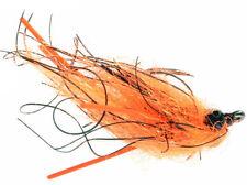 Fly Fishing Flies (Panfish, Trout, Carp, Bonefish) Carp Destroyer Orange (6)