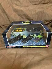 Very rare Bandai Hot Wheels Chara Wheels Batman Not opened American comic