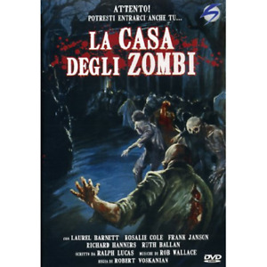 Casa Degli Zombi (La)  [Dvd Nuovo]