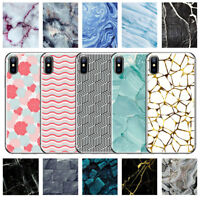 Soft Silicone Marble TPU Phone Case Cover For Huawei P10 LITE P9 P20Lite P30 Pro