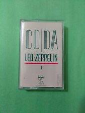 LED ZEPPELIN Coda 90051 4 Cassette Tape