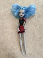 """Monster High 11"""" Doll GHOULIA YELPS SCARIS CITY OF FRIGHTS"""