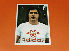 121 G. BURKLE AS MONACO LOUIS II AGEDUCATIFS FOOTBALL 1974-1975 74-75 PANINI