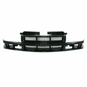 Grille Black SS/Xtreme fits 1998 1999 2000 2001 2002 2003 2004 Chevrolet S10