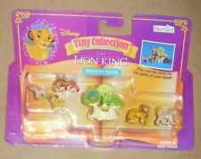 Lion King Tiny Collection Bluebird Mattel Polly Pocket figures brand new, sealed