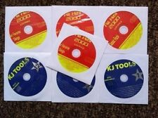 7 CDG LOT CLASSIC ROCK OLDIES KARAOKE -CD+G PINK FLOYD,BLONDIE ($49.99) 16d