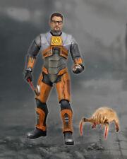 NECA Half-life 2 Videogame Dr Gordon Freeman Gravity Weapon Model 7in Figure