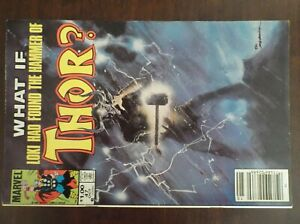 WHAT IF LOKI HAD FOUND THE HAMMER OF THOR? 47 1984