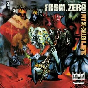 From Zero : My So Called Life (CD) - Free Shipping