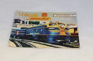 TRIANG  RAILWAYS CATALOGUE FIFTH EDITION R.280 1959