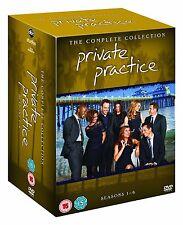 PRIVATE PRACTICE COMPLETE SERIES SEASON 1 2 3 4 5 6 DVD BOXSET REGION 4