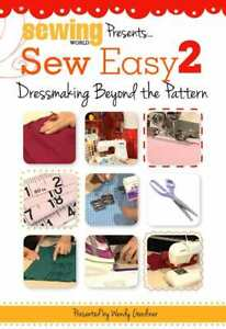 Sew Easy 2 - Dressmaking Beyond the Pattern - Sewing DVD