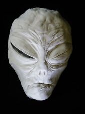 AREA 51 GREY ALIEN CRASH VICTIM'S DEATH MASK - LIFE SIZED