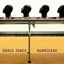Grace Jones Hurricane (2008) [CD]