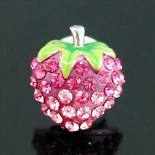 Crystal Silver Plated Fashion Brooches