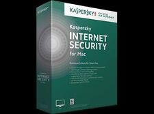 Kaspersky security pour Mac 1 périphérique 2 ans de téléchargement