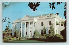 Governor's Mansion Baton Rouge Louisiana LA Postcard