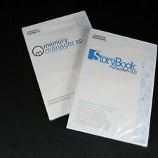 Scrapbooking Software StoryBook Creator 4.0 Memory Manager 3.0 Photo Organizer