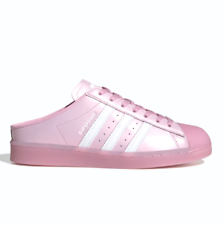 adidas Superstar Pink Trainers for Men