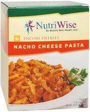NUTRIWISE | Nacho Cheese Pasta | High Protein, Low Fat, 7/Box