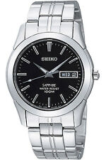SEIKO SGG715P1,Men's QUARTZ,Stainless Steel,Sapphire Crystal,100m WR,NEW,SGG715